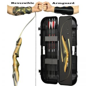 the-southwest-archery-spyder-recurve-bow-combo-set