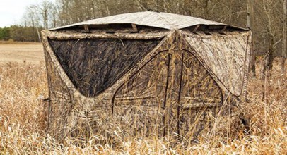 Best Hunting Blinds Ranked & Reviewed